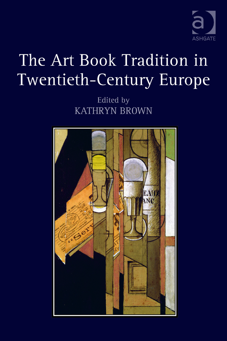 Art Book Tradition in Twentieth-Century Europe