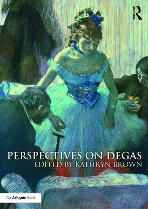 Perspectives on Degas Cover